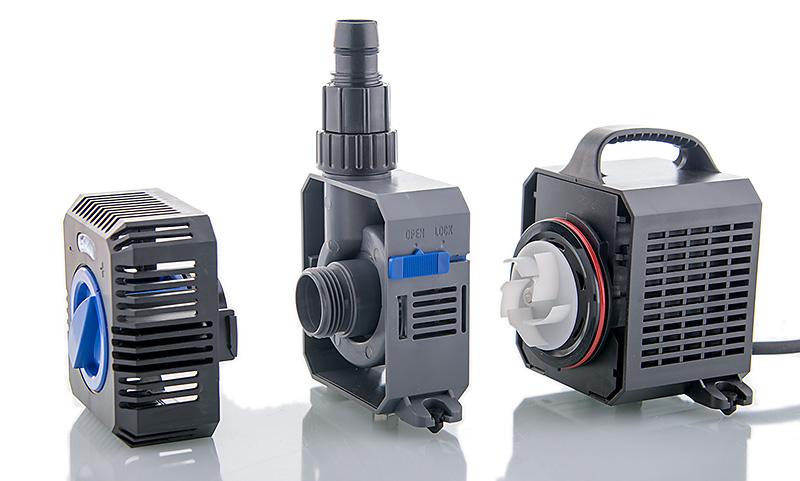Filter pump to 10000l h energy saving eco pond pump pump for Koi pond pump installation